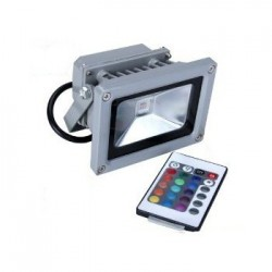 10w LED Floodlight Colour Changer