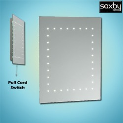 Saxby Mareh LED Bathroom Mirror