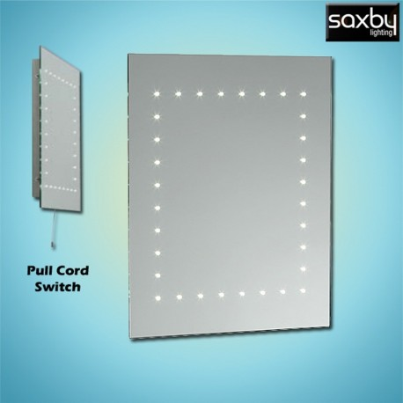 Saxby Mareh LED Bathroom Mirror