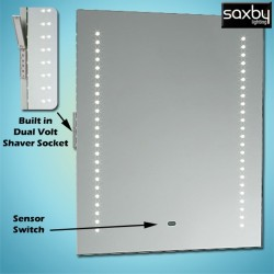 Saxby Spegel LED Bathroom Mirror