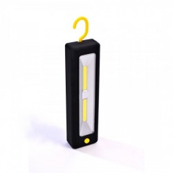 Electralight Ultra-Bright COB Work Light With Batteries