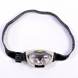 Electralight Advance LED Head Torch With Batteries