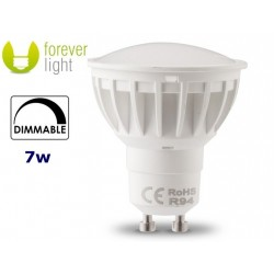 LED GU10 7W 230V Dimmable