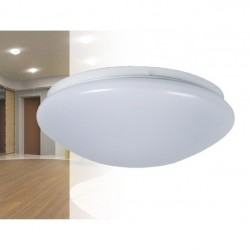 Kanlux LED lighting fixture with microwave movement sensor
