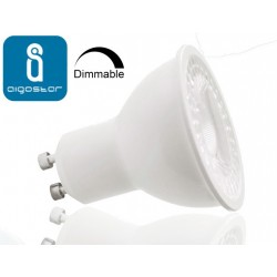 5w GU10 Dimmable in White and Warm White