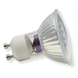 1.1w Coloured LED GU10