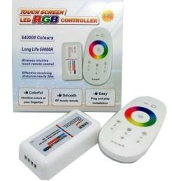 RF RGB Controller + Remote