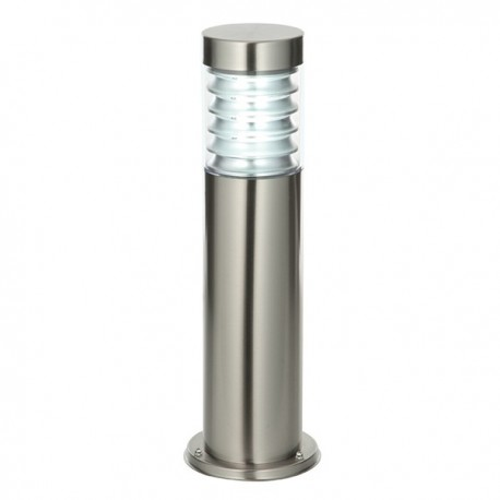Equinox bollard IP44 - marine grade brushed stainless steel