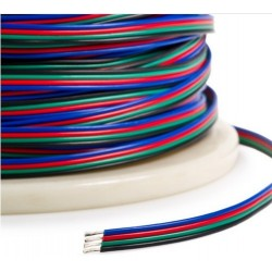 Extension Wire For RGB LED Strips etc