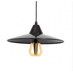 Kanlux Jovit Pendant Lamp with 8w Apple Bulb