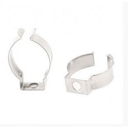 T8 Tube Clips (Pair)