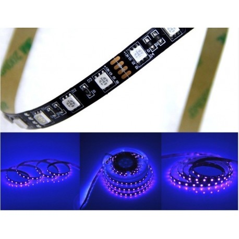 Ultraviolet LED Strip 5m
