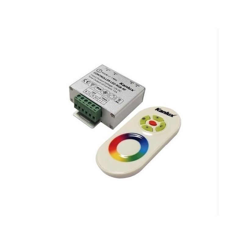 Kanlux RF RGB Controller + Remote