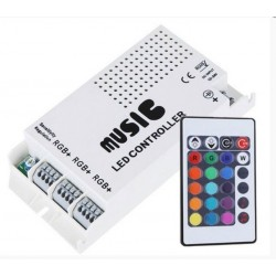 Music Controller for RGB Strip