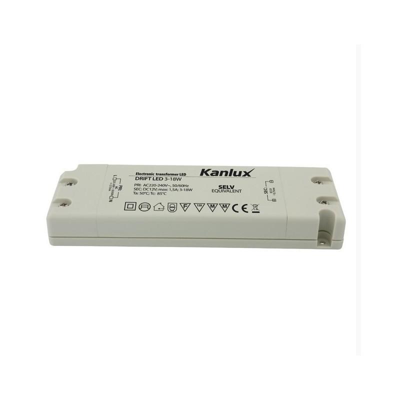 Kanlux 3-18W LED Driver (DRIFT 3-18W)