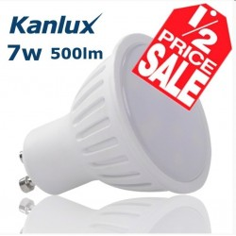 New.! Kanlux TOMI 7w 500lm GU10