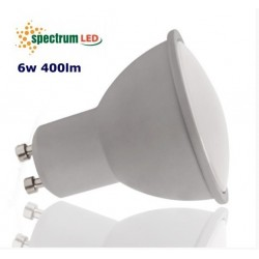 Spectrum 6w GU10 LED