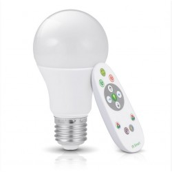 Kobi LED E27 BLUETOOTH lamp Warm White/Cool White + RGB Colour Change
