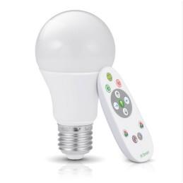 Kobi LED E27 BLUETOOTH lamp Warm White/Cool White + RGB Colour Change
