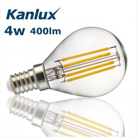 Kanlux NUPI 4W E14-WW LED Filament