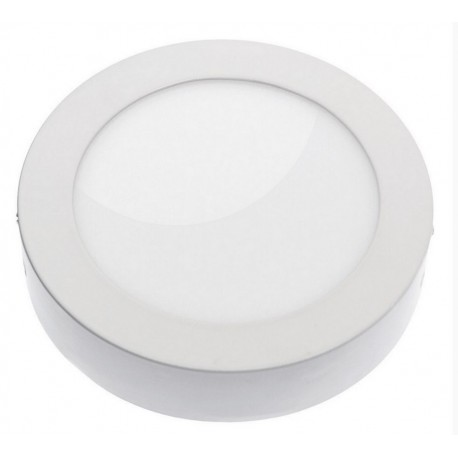 Spectrum Algine ECO 12W Surface Mount Round Panel