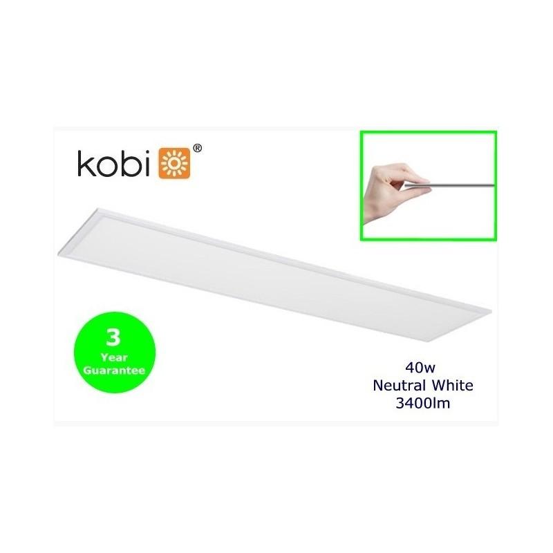 40w LED Panel 1200 x 300mm