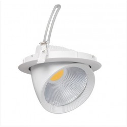 Kanlux HIMA 30w LED MCOB downlight