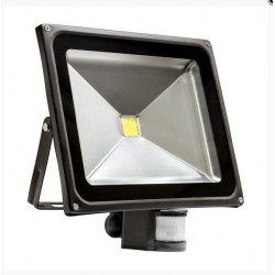 50w floodlight with sensor CW or WW