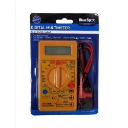 BlueSpot Digital Multi-Meter