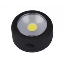 Electralight 3 Watt COB Round Worklight