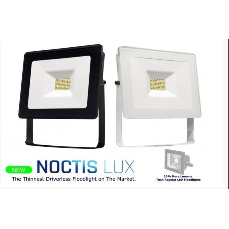 Noctis LUX Slimline Floodlight 10w to 30w - Quality Model