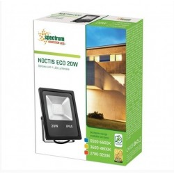 Spectrum NOCTIS Eco 20w Floodlight