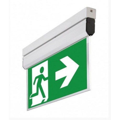 Oximia LED Emergency Exit Luminaire