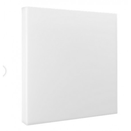 NYMPHEA ECO 2 SQUARE IP44 IK10 18W CEILING Luminaire