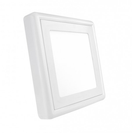 18w square surface mount panel