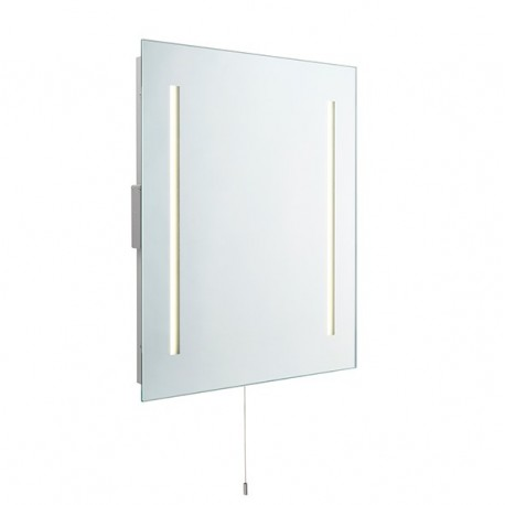 Rayleigh IP44 1.5W SW wall - mirrored glass