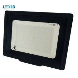 KOBI 100W FLOODLIGHT - BLACK CASE