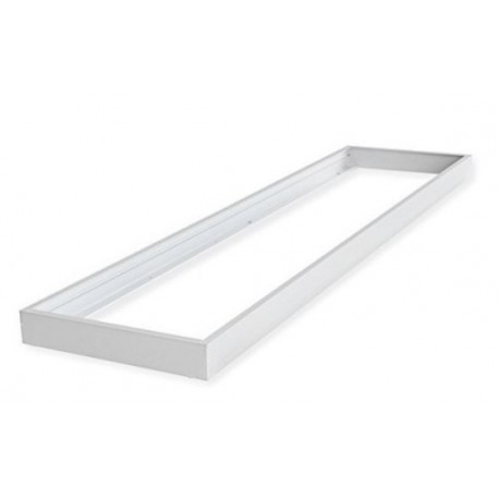 FRAME FOR SURFACE-MOUNTING OF LED PANELS