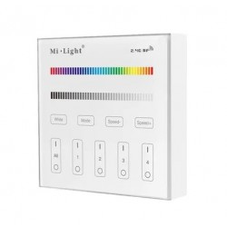Mi-Light 4-zone RGB/RGBW smart panel B3