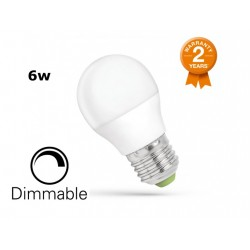 Dimmable E27 Bulb 12w