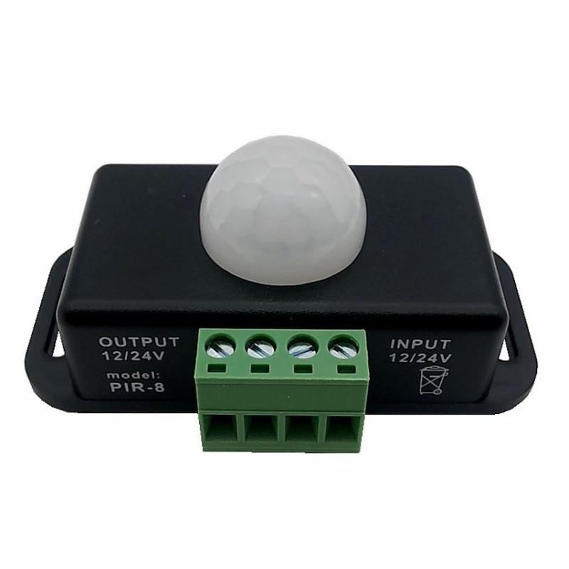 DC 12V 24V PIR Motion Sensor Switch