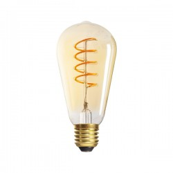 Pear Vintage LED Filament e27