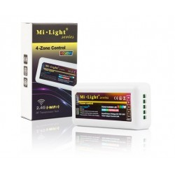 Mi-Light 2.4GHz 4-zone RGBW LED strip controller FUT038