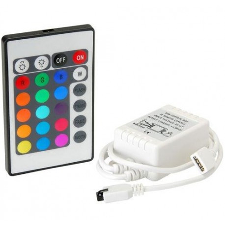 Infra Red RGB Controller