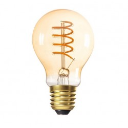 Vintage Globe 5w E27 LED Spiral Filament