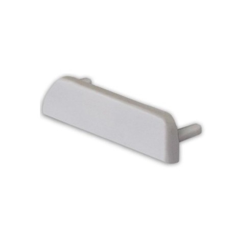End Plugs for Flat and Angled Alu Profile (2pack)