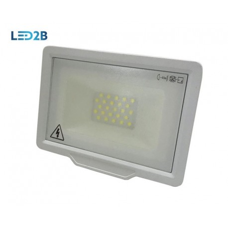 KOBI 20W FLOODLIGHT -White CASE