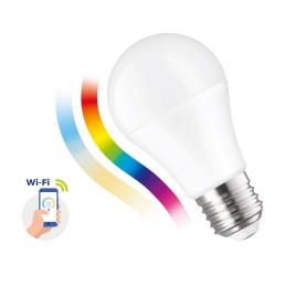 Smart bulb GLS LED 13W Wi-Fi E-27 RGBW CCT DIMM