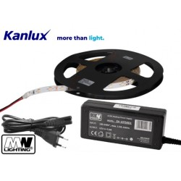 Kanlux Professional 5m LED Strip - Free Power Supply
