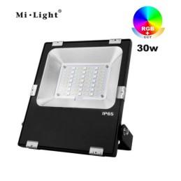 Floodlight RGB+CCT 30W 230VAC FUTT03